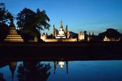 Beau parc historique Images libres de droits
