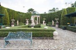 Beau parc italien photo libre de droits