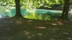 Beau parc naturel images stock