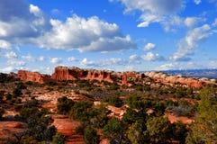 Beau paysage Images stock