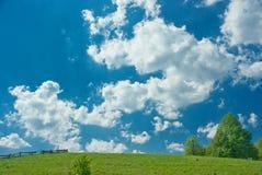 Beau paysage Photo stock