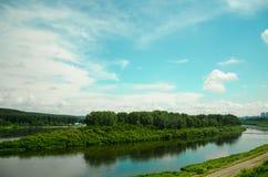 Beau paysage Image stock