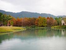 Beau paysage - automne Image libre de droits