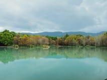 Beau paysage - automne Photographie stock