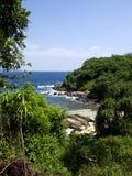 Beau paysage dans Sri Lanka Images stock