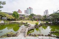 Beau paysage de Chambre comm?morative de Sun Yat-sen photo stock