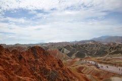 Beau paysage de la Chine Image libre de droits