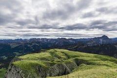 Beau paysage de montagne Photos stock