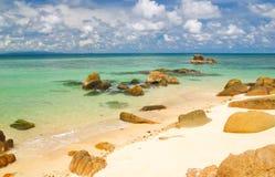 Beau paysage marin Image stock