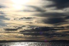 Beau paysage marin Photos libres de droits
