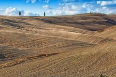 Beau paysage rural Photographie stock libre de droits