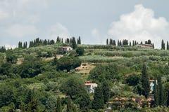 Beau paysage Strugnano Slovénie Photographie stock libre de droits