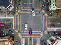 Beau paysage urbain de San Francisco photos stock