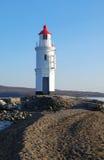 Beau phare Image stock