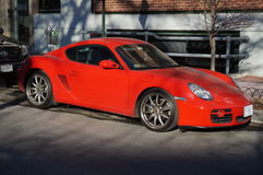 Beau Porsche 911 Carrera Photo libre de droits
