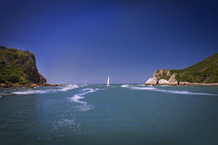 beau port Image libre de droits