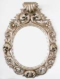 Beau rétro miroir baroque Image libre de droits