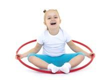 Beau rire de petite fille photos libres de droits