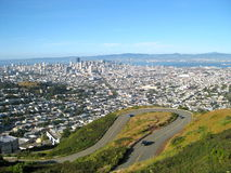 Beau San Francisco Photographie stock libre de droits