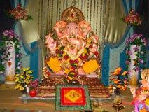 Beau seigneur Ganesh-IV d'idole Photos stock