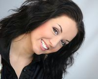 Beau sourire Photos libres de droits