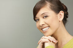 beau sourire Photo stock