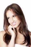 Beau sourire heureux Images stock
