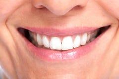 Beau sourire sain Photographie stock libre de droits