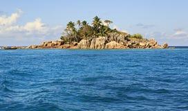 Beau St Pierre Island dans l'Océan Indien Photo stock