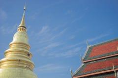 Beau temple Photographie stock libre de droits