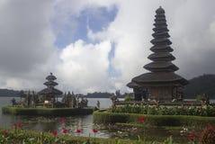 Beau temple dans Bali Indonésie Image stock