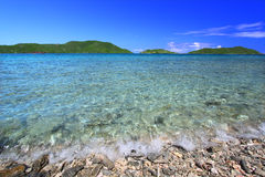 Beau Tortola (BVI) Photo stock