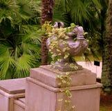 Beau vase à style Antic de l'Europe Images libres de droits