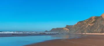Beau videz dans l'Algarve Image stock