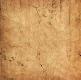 Beau vieux mur avec des fissures Image libre de droits