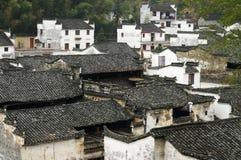 Beau village-1 Photographie stock libre de droits
