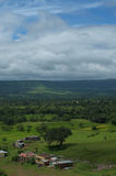 Beau village indien Satara-II Image stock