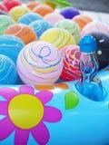 Beau yo-yo Images libres de droits