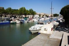 beaucaire Франция Стоковое фото RF