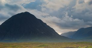Beauchille Etive More Royalty Free Stock Photos