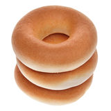 Beaucoup de bagels Image stock