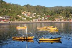 Beaucoup de bateaux photographie stock libre de droits