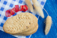Beaucoup de biscuits Photos stock