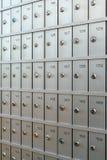 Beaucoup de boîtes pour stocker des choses précieuses personnelles image stock