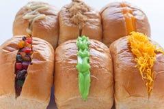 Beaucoup de boulangeries images stock