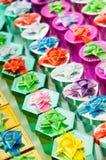 Beaucoup de cadres colorés Photographie stock libre de droits