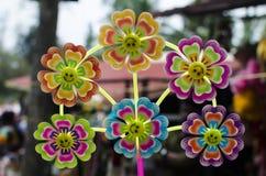 Beaucoup de couleurs de sourire Image stock