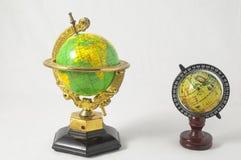 Beaucoup de globes Image libre de droits