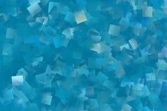 Beaucoup de rectangles bleus comme fond d'image illustration stock
