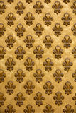 Beaucoup Fleur de lis photo stock